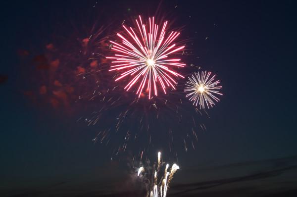 Japanisches Feuerwerk in Düsseldorf-17