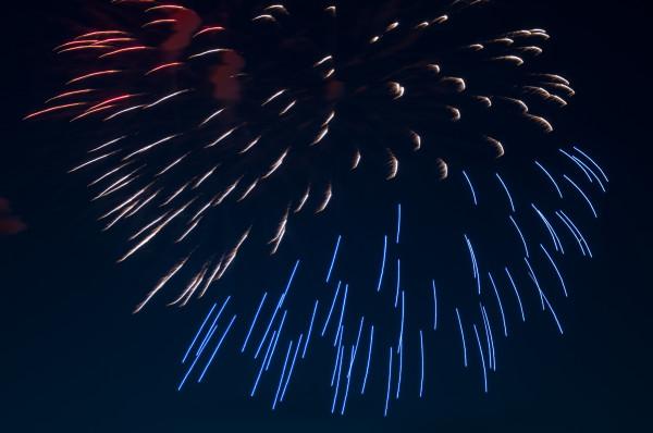 Japanisches Feuerwerk in Düsseldorf-40