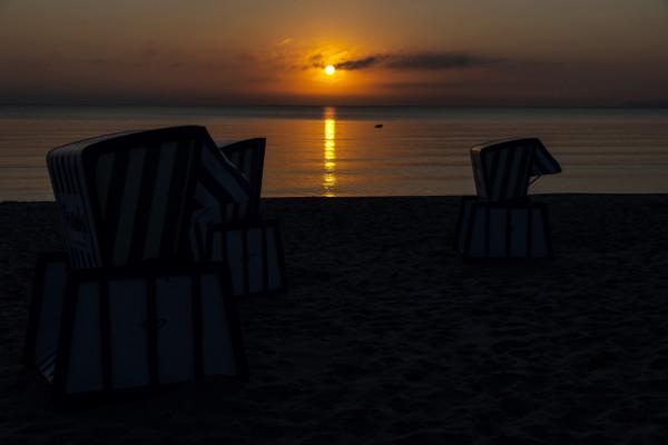 Sonnenaufgang Juliusruh Insel Rügen