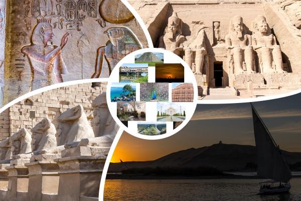 Bilderserie Ägypten