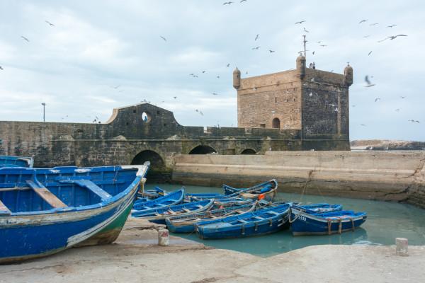 Essaouira - Hafen