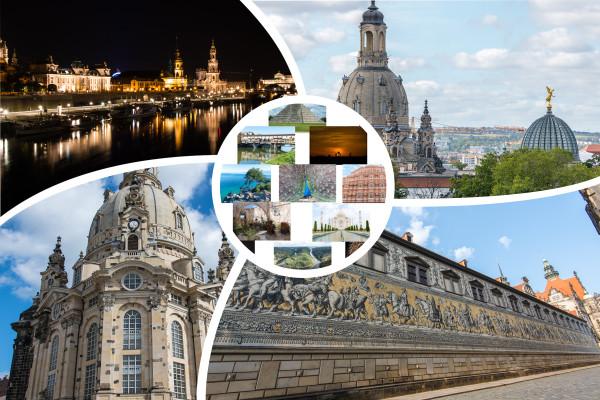 Bilderserie Dresden