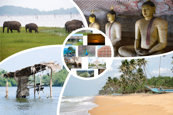 Bilderserie Sri Lanka