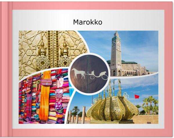 Foto-Buch Marokko