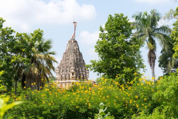 Jaintempel in Ranakpur
