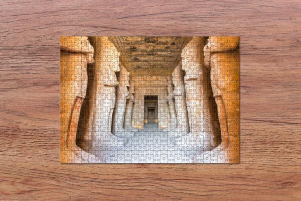 Fotopuzzle - Abu Simbel