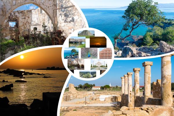 Bilderserie Zypern