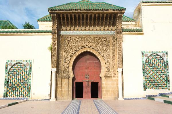 Meknes - großes Tor