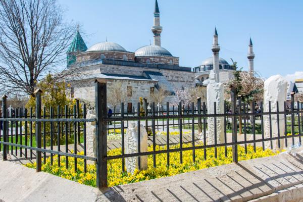 Konya Mevlana-Kloster