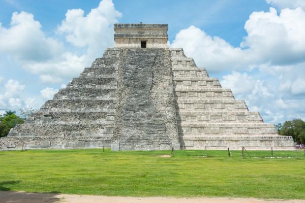 Chichen Itza Pyramide des Kukulcan