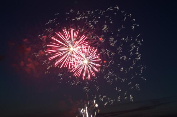 Japanisches Feuerwerk in Düsseldorf-18
