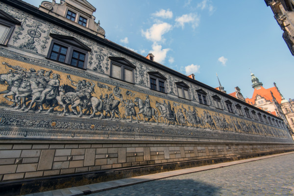 Dresden Fürstenzug