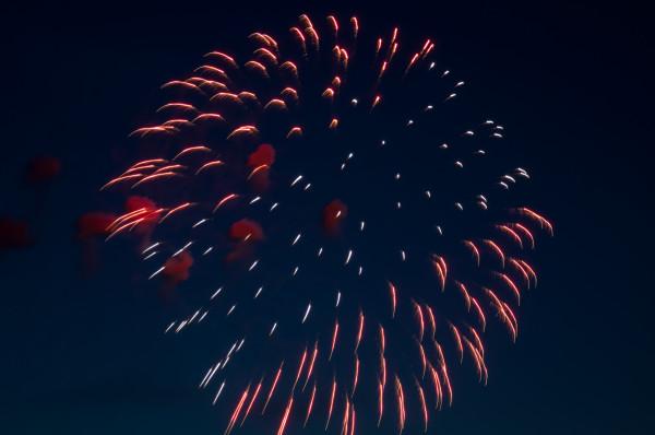 Japanisches Feuerwerk in Düsseldorf-23