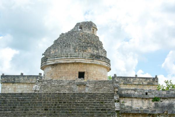 Chichen Itza - Schneckenturm
