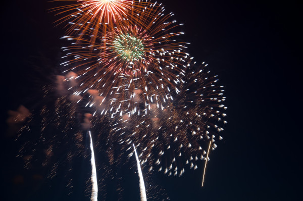 Japanisches Feuerwerk in Düsseldorf-72