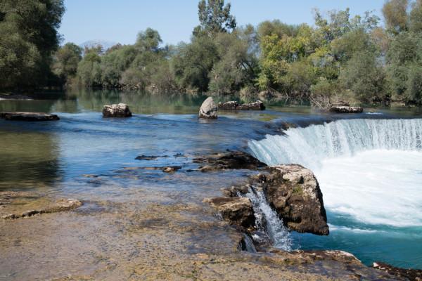 Wasserfall von Manavgat