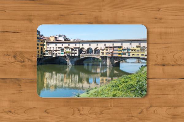 Fotomousepad - Ponte Vecchio