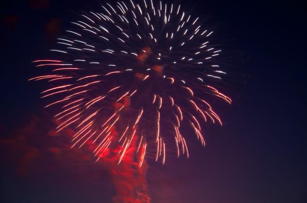 Japanisches Feuerwerk in Düsseldorf-21