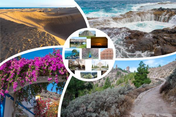 Bilderserie Gran Canaria