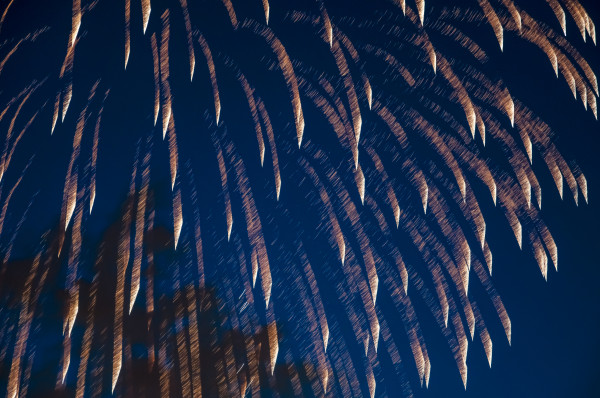 Japanisches Feuerwerk in Düsseldorf-6