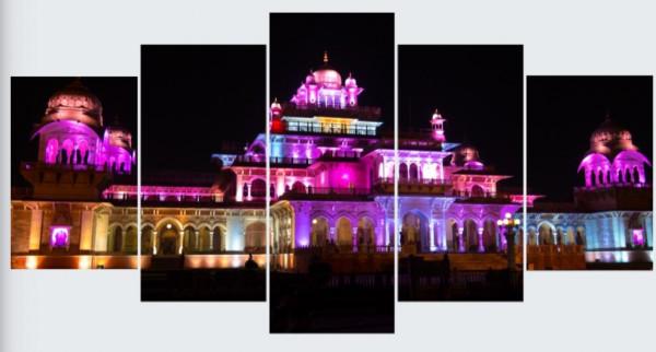 Mehrteiler - Central Museum Jaipur