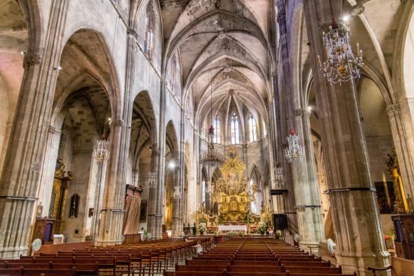 Kathedrale von Palma de Mallorca 2
