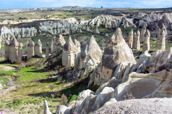 Kapadokien Tal der Liebe