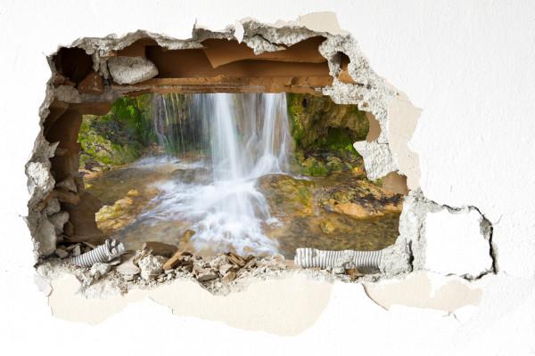 Wandtattoo - Wasserfälle von Krka