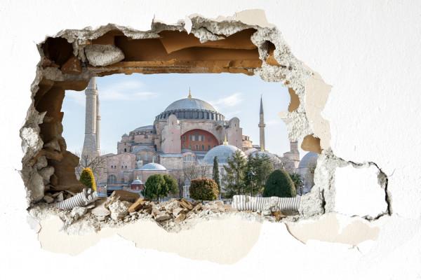 Wandtattoo - Hagia Sophia
