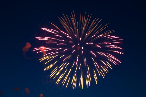 Japanisches Feuerwerk in Düsseldorf-15