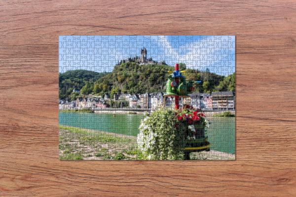 Fotopuzzle - Cochem