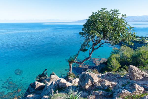 Akamas auf Zypern