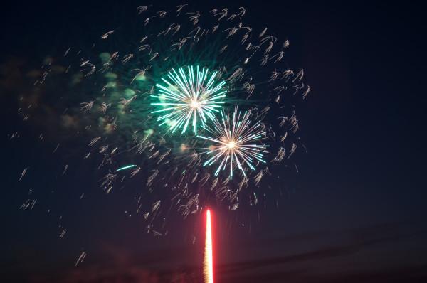Japanisches Feuerwerk in Düsseldorf-33