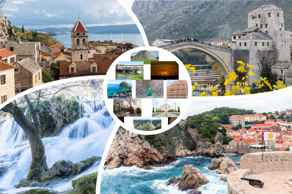 Bilderserie Balkanrundreise