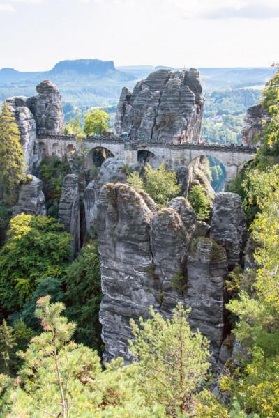 Bastei in Rathen