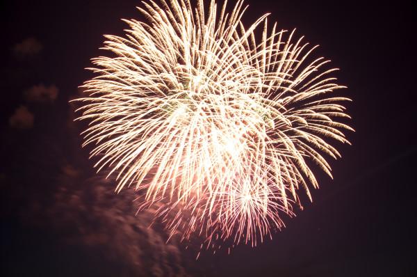 Japanisches Feuerwerk in Düsseldorf-91