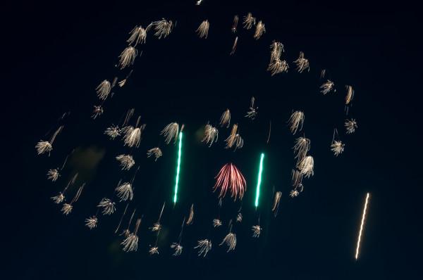 Japanisches Feuerwerk in Düsseldorf-68