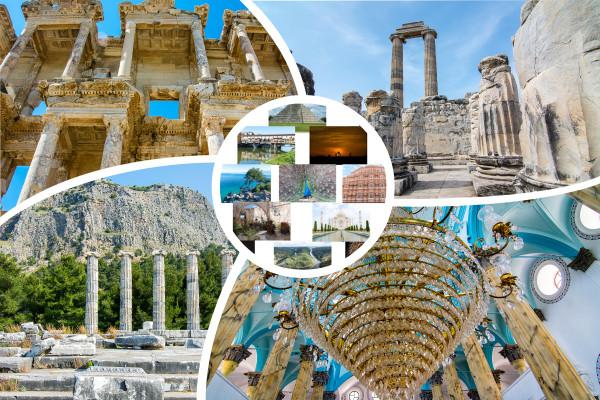 Bilderserie Türkeirundreise Izmir Ephesus