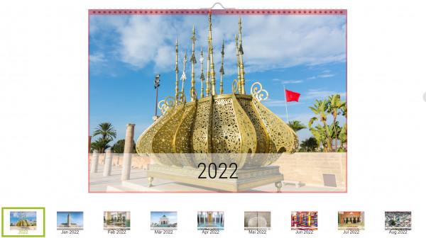 Foto-Kalender Marokko