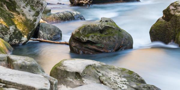 Panoramabild - Irreler Wasserfälle