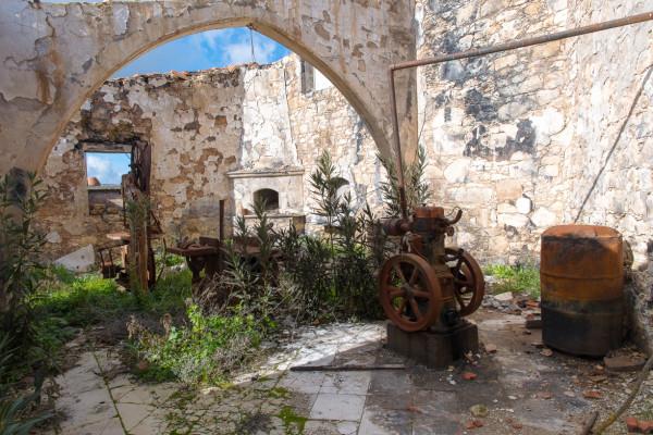 Lost Places in Fiti Village auf Zypern