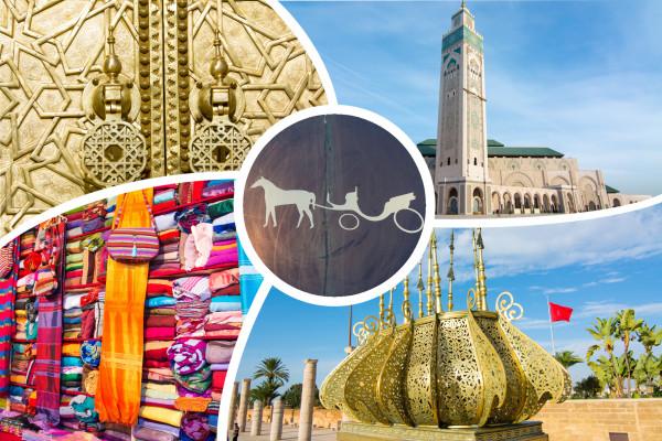 Bilderserie Marokko