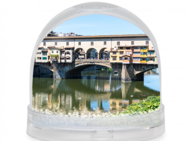 Fotokugel - Ponte Vecchio