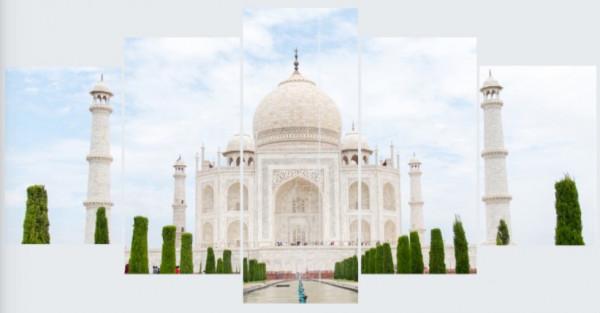 Mehrteiler - Taj Mahal