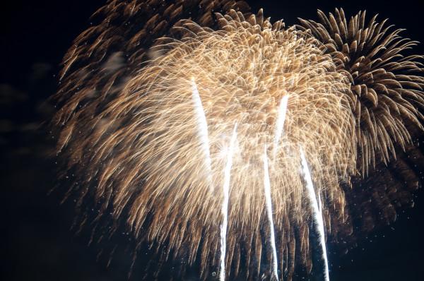 Japanisches Feuerwerk in Düsseldorf-123